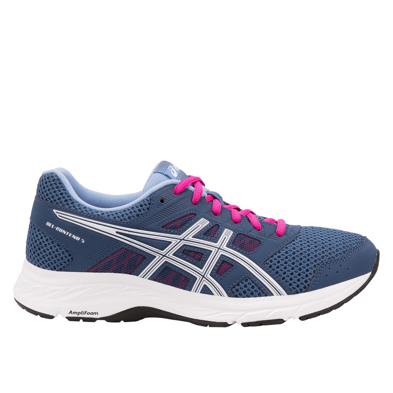Asics Gel Contend 5 D Women S Running Shoe