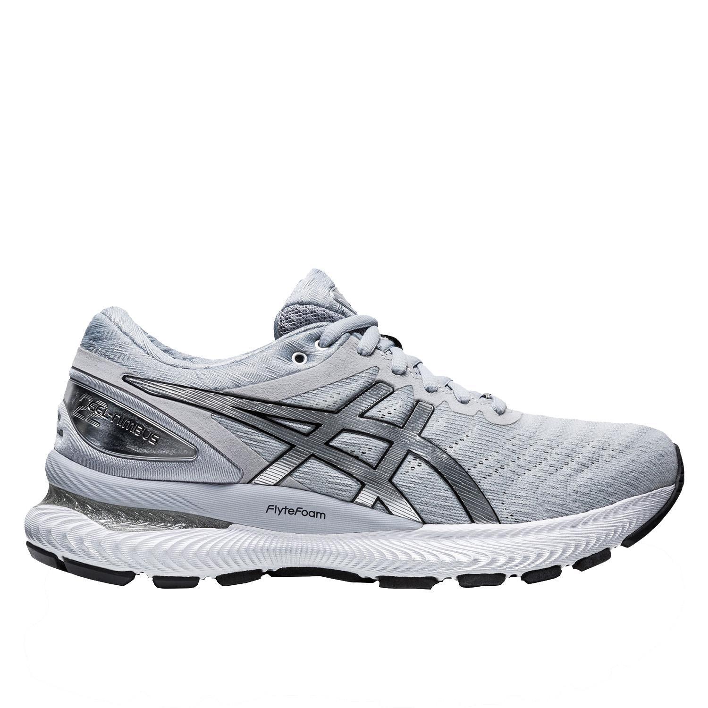 Forno microcomputer tolleranza  ASICS Gel-Nimbus 22 Platinum Women's Running Shoe in Grey - Intersport  Australia