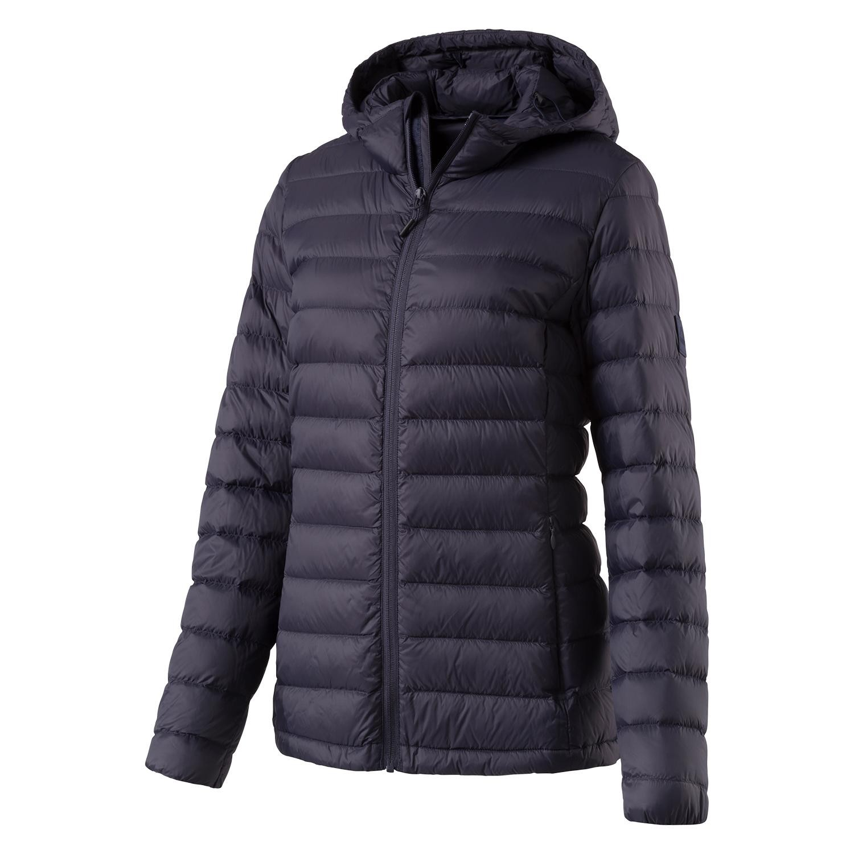 adidas Light Down Ho J down jacket black