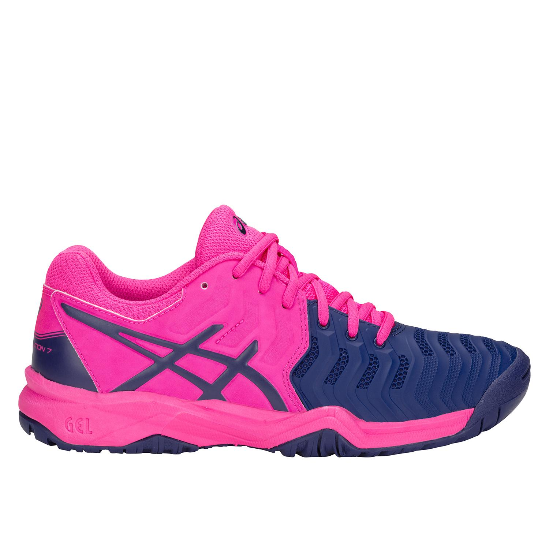 ASICS GEL-Resolution 7 GS Boy s Tennis Shoe in Pink - Intersport Australia 1befe20bce5