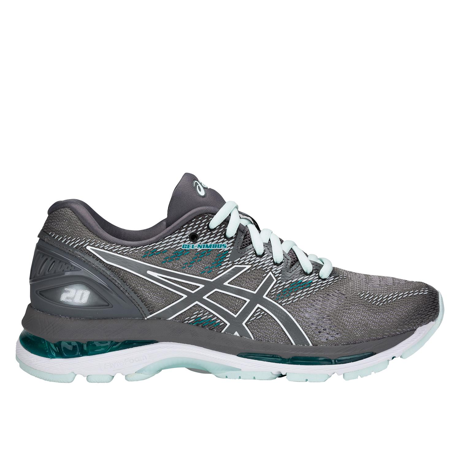 new arrival 8fb99 a4d21 ASICS GEL-Nimbus 20 Women s Running Shoe in Black - Intersport Australia