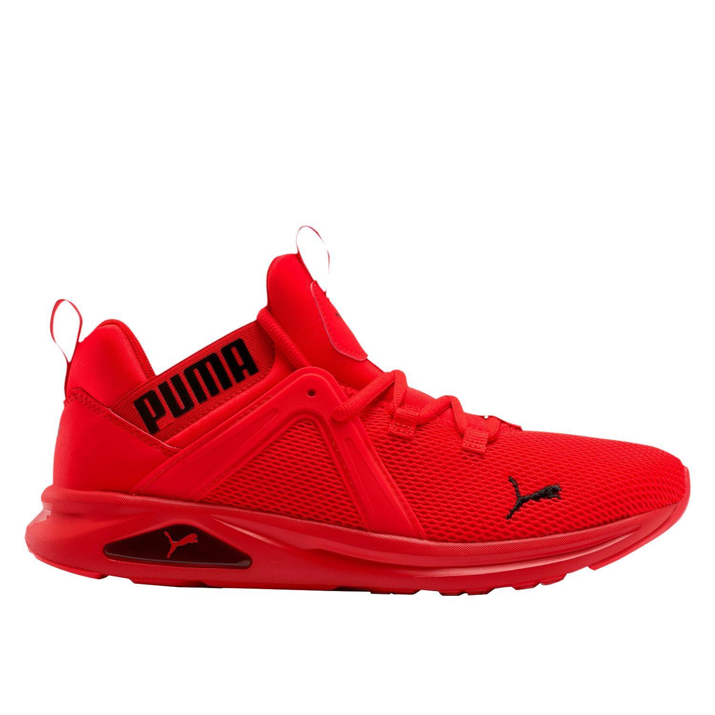 Puma Enzo 2 Men's Running Shoe in Red