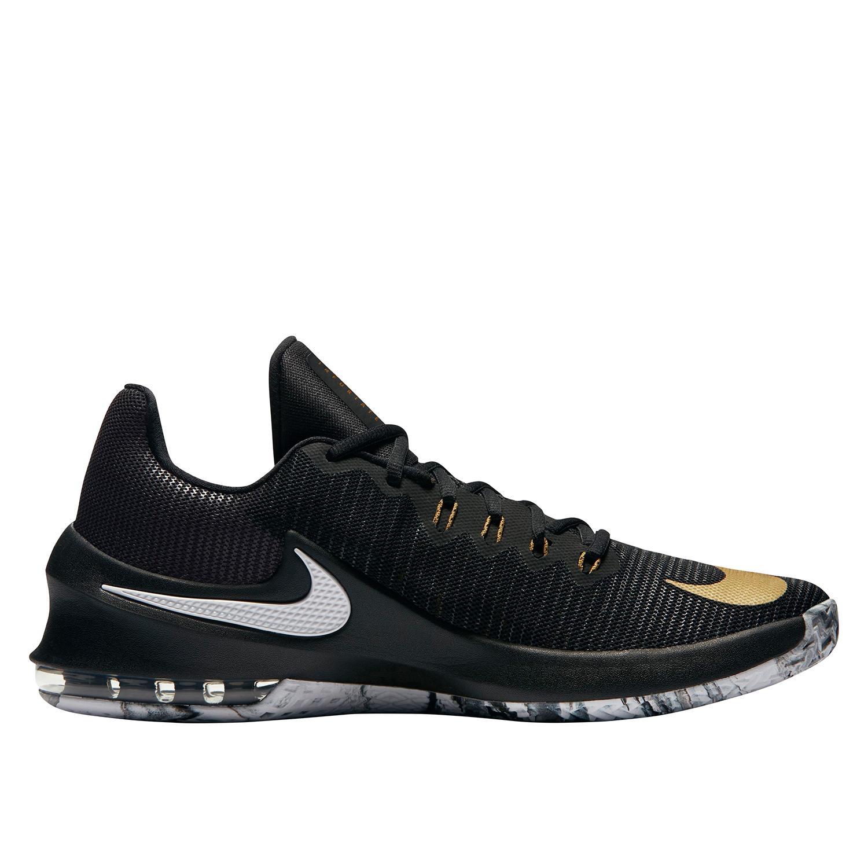 abb50c0ed596 Nike Air Max Infuriate 2 Low Men s Basketball Shoe in Black - Intersport  Australia