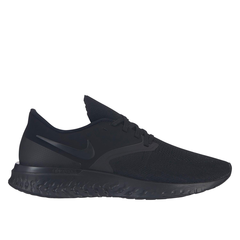 02baf86e1bf89 Nike Odyssey React Flyknit 2 Men s Running Shoe in Black ...