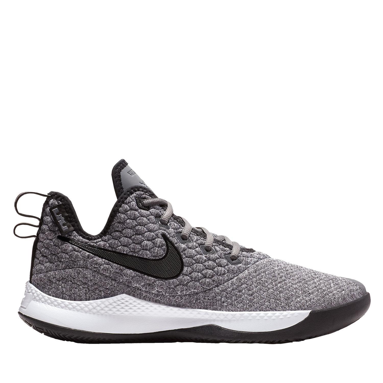 29f3ee6cef0 Nike LeBron Witness III Men s Basketball Shoe in Grey - Intersport ...
