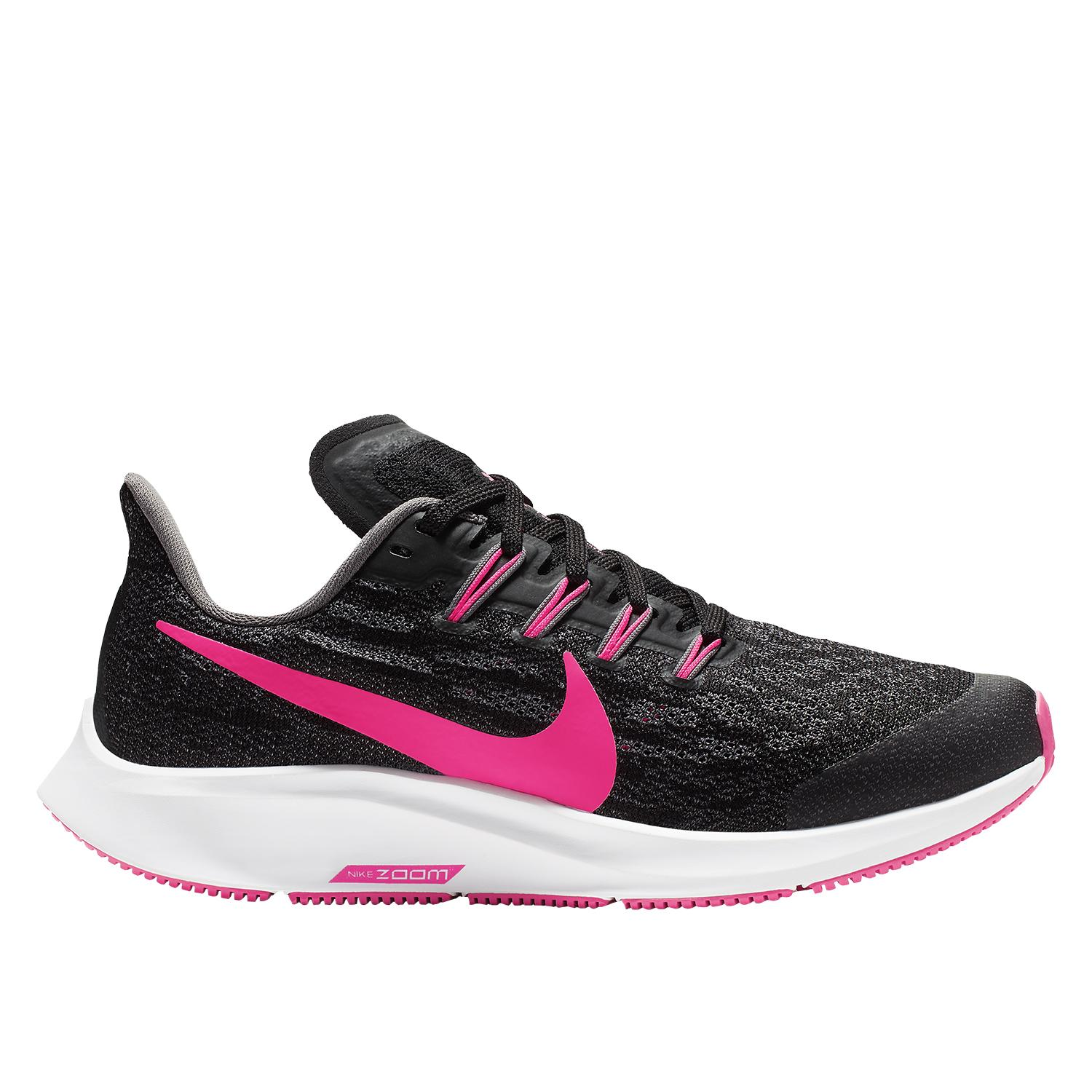 la moitié e9529 7e633 Nike Air Zoom Pegasus 36 GS Kid's Running Shoe