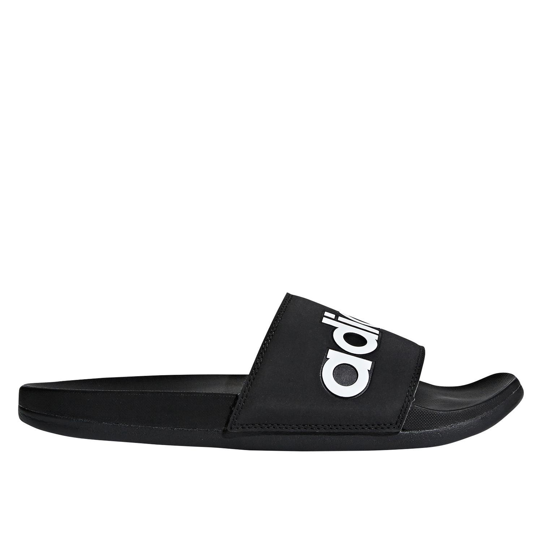 448430c778808 adidas Adilette Comfort Men s Slides in Black - Intersport Australia