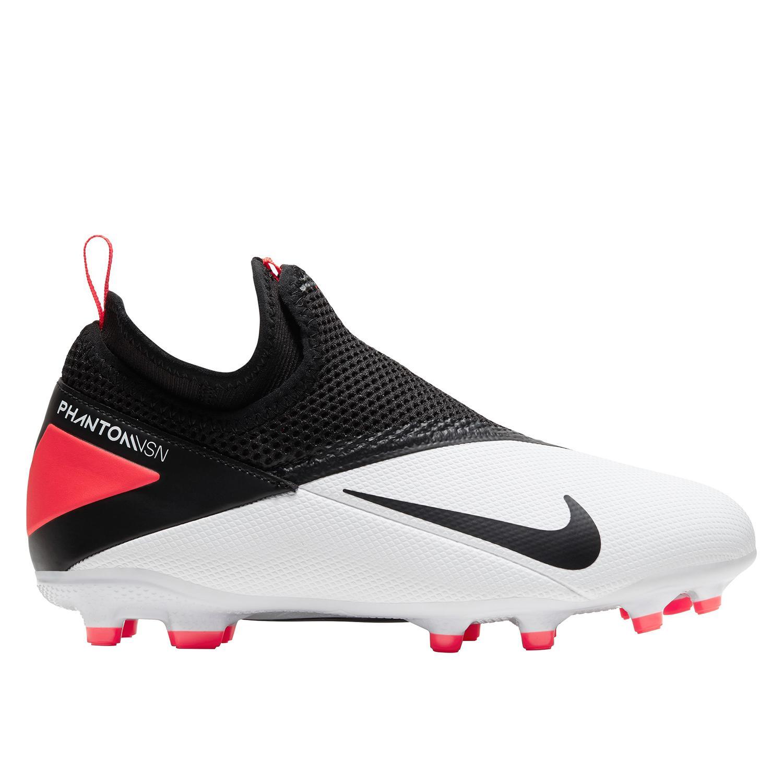 utilizar Aptitud castigo  Nike Phantom Vision 2 Academy Dynamic Fit MG Kid's Football Boot in White -  Intersport Australia