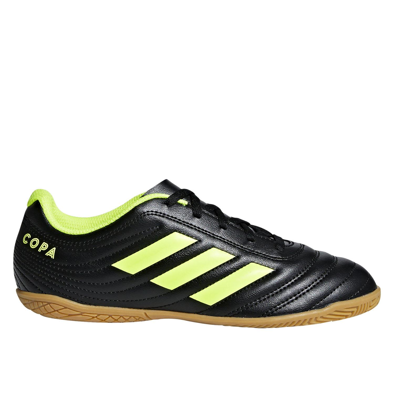 de0cdd7591a adidas Copa 19.4 Kid s Indoor Boot in Black - Intersport Australia