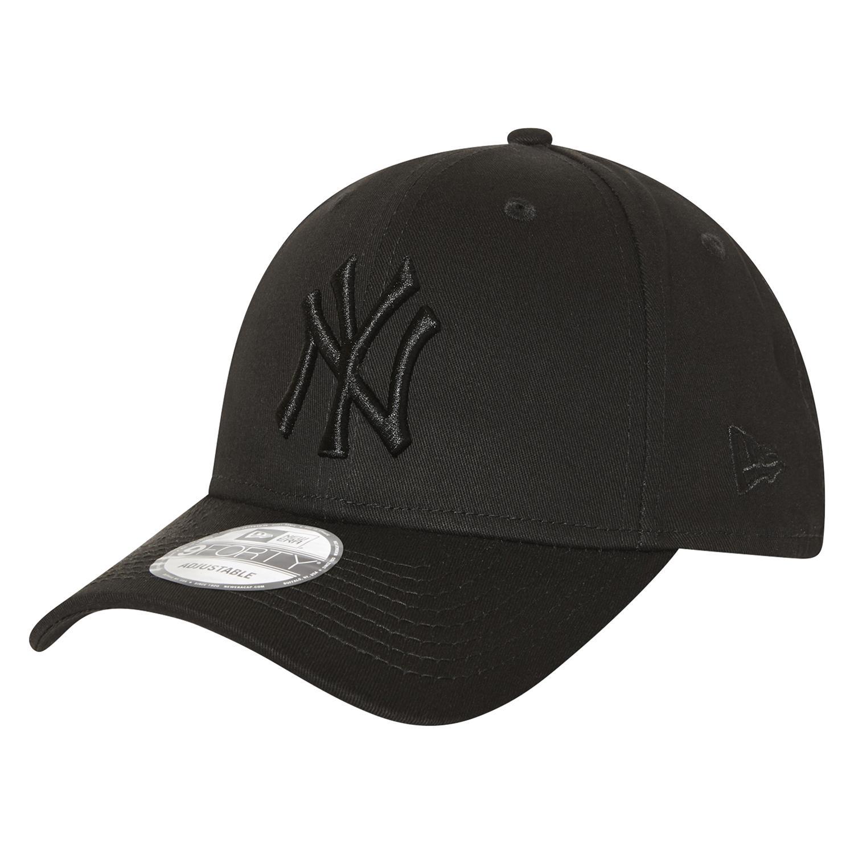 ebc85812a00 New Era 9Forty New York Yankees Cap in Black - Intersport Australia